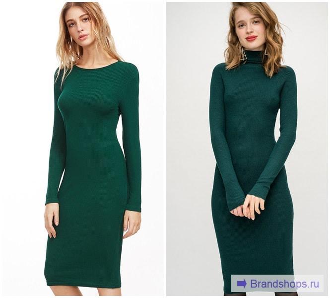 Для светло-русых девушек – зеленое платье русалки, манящее и завлекающее  партнера. 9abade45f04