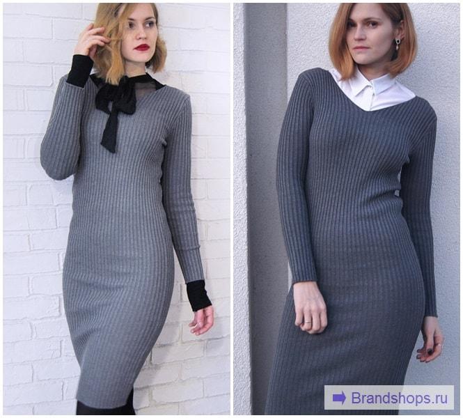 Черное платье-лапша с необычным головным убором. Одеться в панковском стиле  можно, выбрав темные цвета обуви, необычный крой шапки, металлические  аксессуары ... 62c007e0187