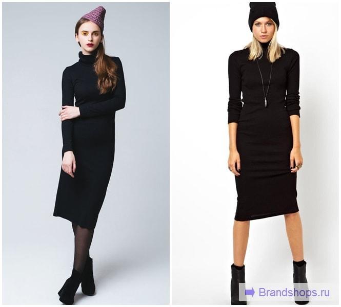 17b8114b7e684d4 Платье-лапша с длинным рукавом и круглым вырезом. Струящийся текстиль,  разрезы по бокам – женственная, интересная личность, которой есть что  скрывать, ...